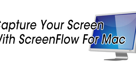 Record Your Computer Screen With ScreenFlow